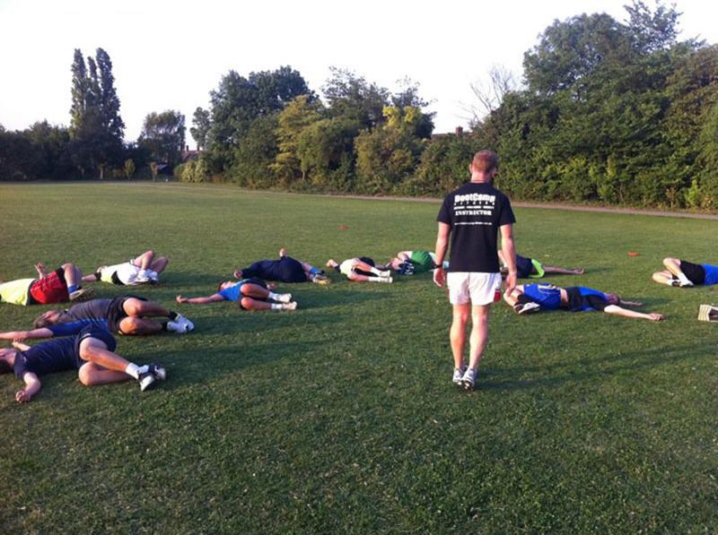 Cambridge Personal Trainer 1