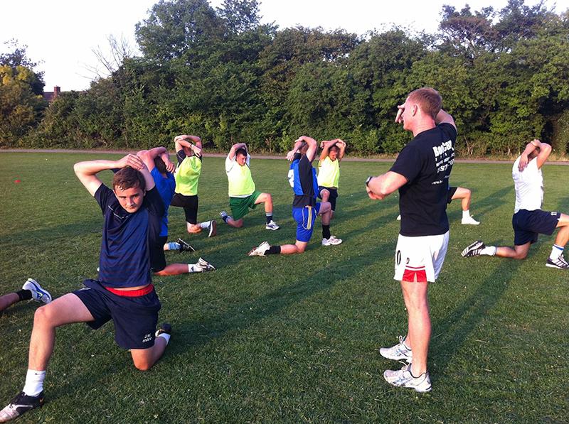 Cambridge Personal Trainer 2