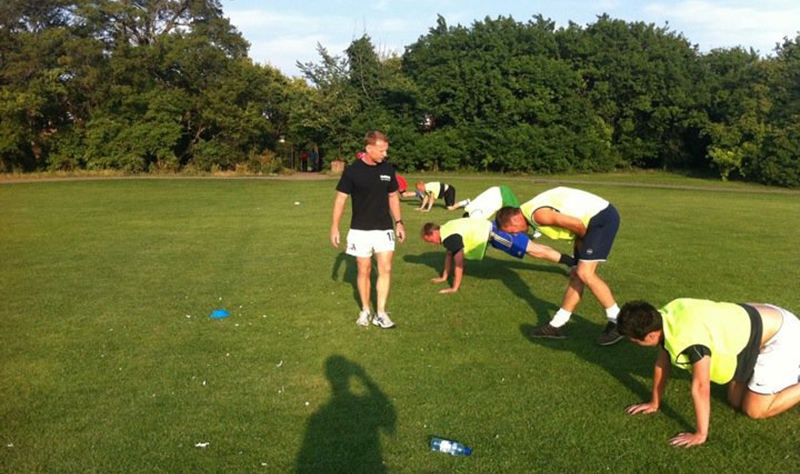 Cambridge Personal Trainer 4